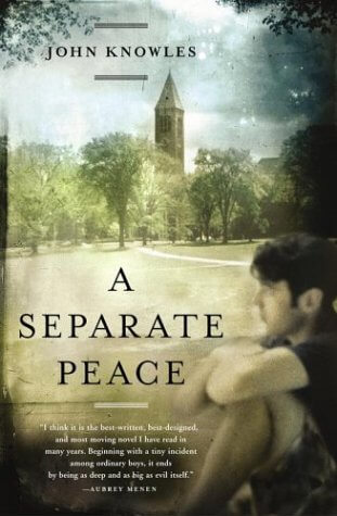 Book Review: A Separate Peace by John Knowles (Audio)