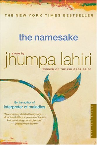 Book Review: the Namesake by Jhumpa Lahiri