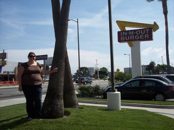 Where Julia finally visits an In-n-Out. And other things happen.