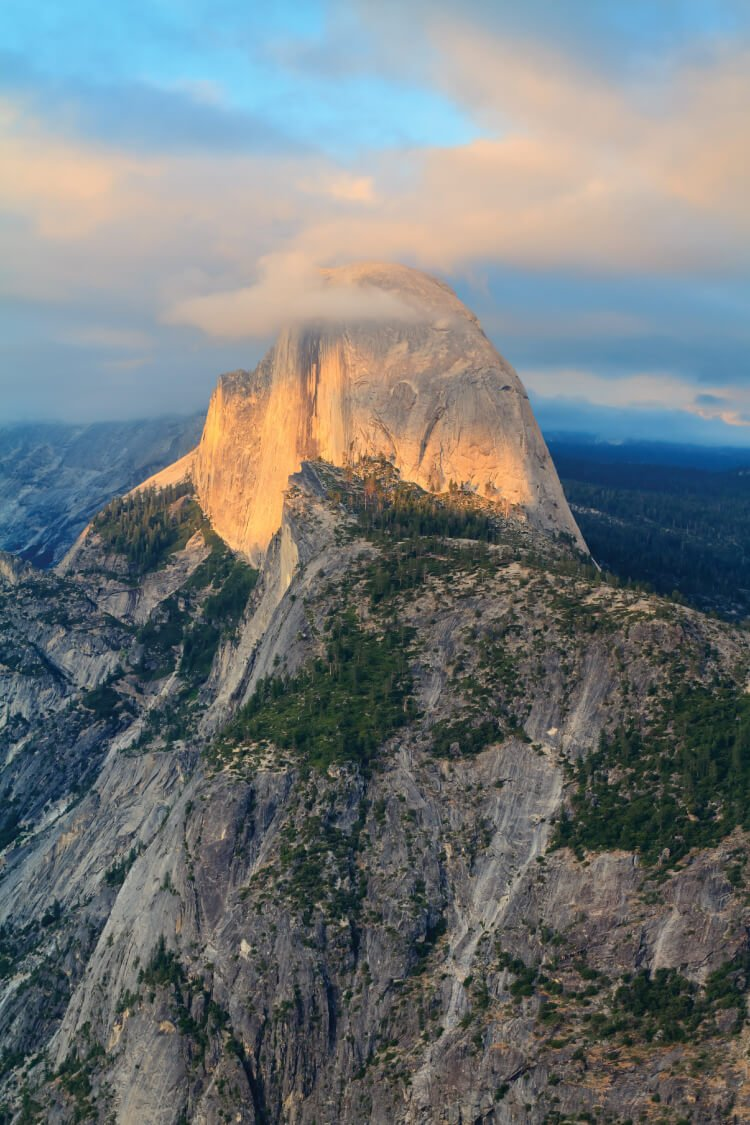 Planning to hike Half Dome in Yosemite National Park? Here's everything you need to know before you strap on your hiking boots.