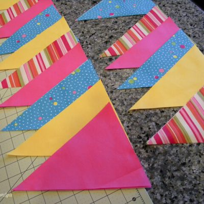 Birthday Pennants