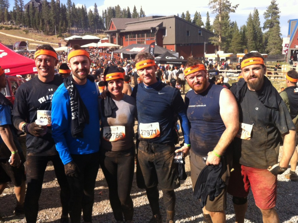 Tough Mudder Group After
