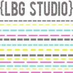 Little Big Girl Studio LBG Logo