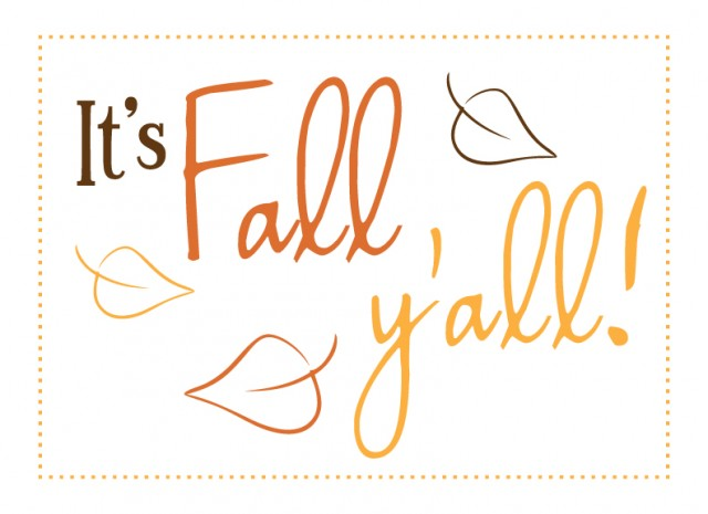 Funny Fall Printables by Let's Eat Grandpa