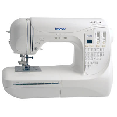 Brother PC210 PRW Sewing Machine