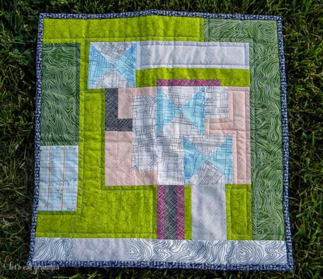 Architextures Mini Quilt