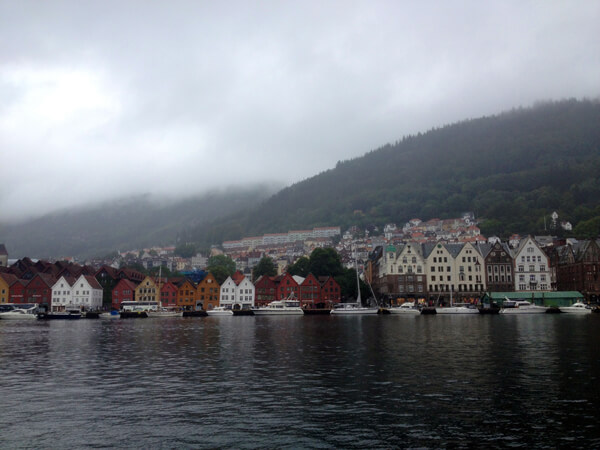Bergen Norway Let's Eat Grandpa