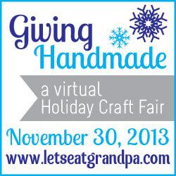Giving Handmade Let's Eat Grandpa