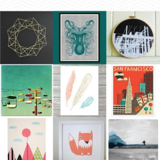 24 Prints and Art to Love from Etsy | Let's Eat Grandpa