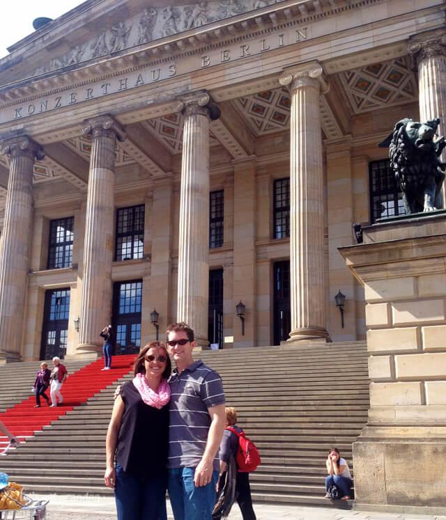 Berlin Germany Honeymoon Travelogue Let's Eat Grandpa