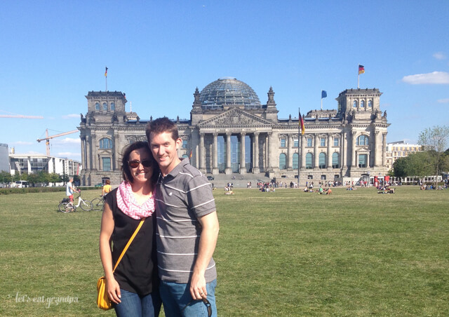 Berlin Germany Honeymoon Travelogue Let's Eat Grandpa