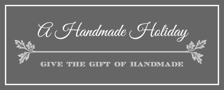 Handmade Holiday Banner