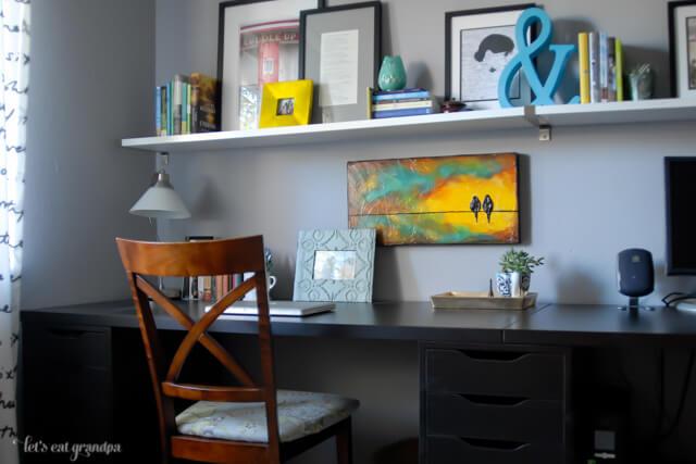 Home Office Makeover Slider