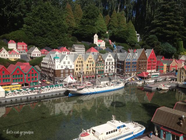 Honeymoon Travelogue Denmark Let's Eat Grandpa