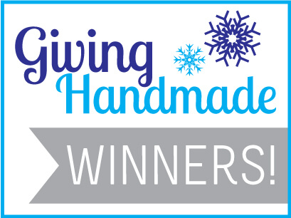 Giving Handmade 2013 Winners
