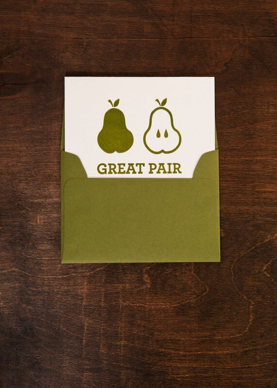 Great Pear Sugar and Type