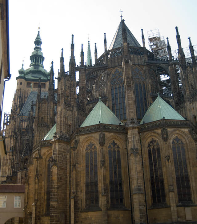 Honeymoon Travelogue Prague Let's Eat Grandpa