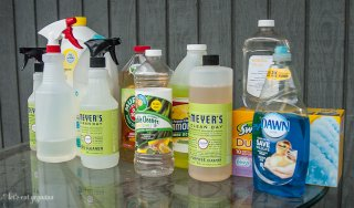 How to dispose of toxic household cleaners and live a life more simple by Let's Eat Grandpa