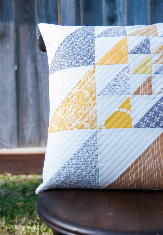 Prism Pillow by Let's Eat Grandpa