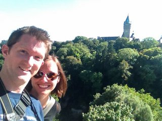 Honeymoon Travelogue Luxembourg by Let's Eat Grandpa