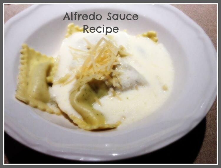 Katy's Alfredo Sauce