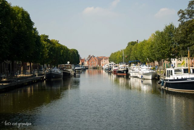 Honeymoon Travelogue Bruges by Let's Eat Grandpa