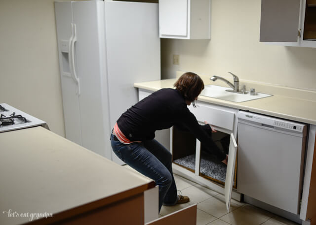 Real Life Renovation - Kitchen Demolition | Let's Eat Grandpa
