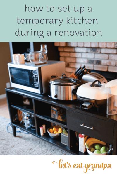 Surviving A Kitchen Remodel Kids Dog