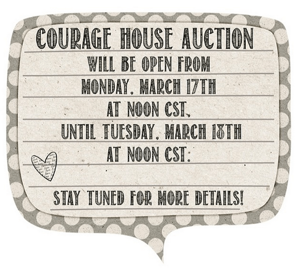 Crafters for Courage Auction