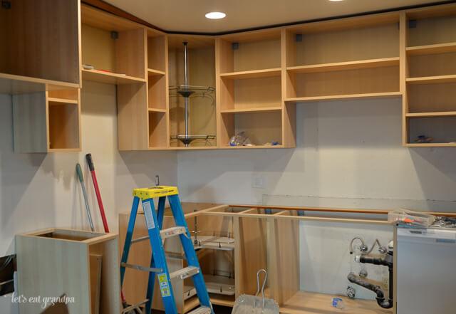 Real LIfe Kitchen Renovation