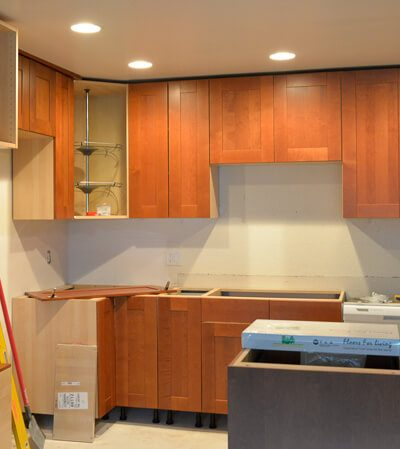 Real LIfe Kitchen Renovation