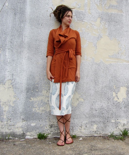 Five Fabulous Ethical Clothing Choices - April 2014