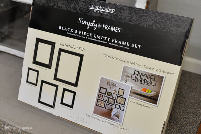 Spice up some boring frames with this fun tutorial!