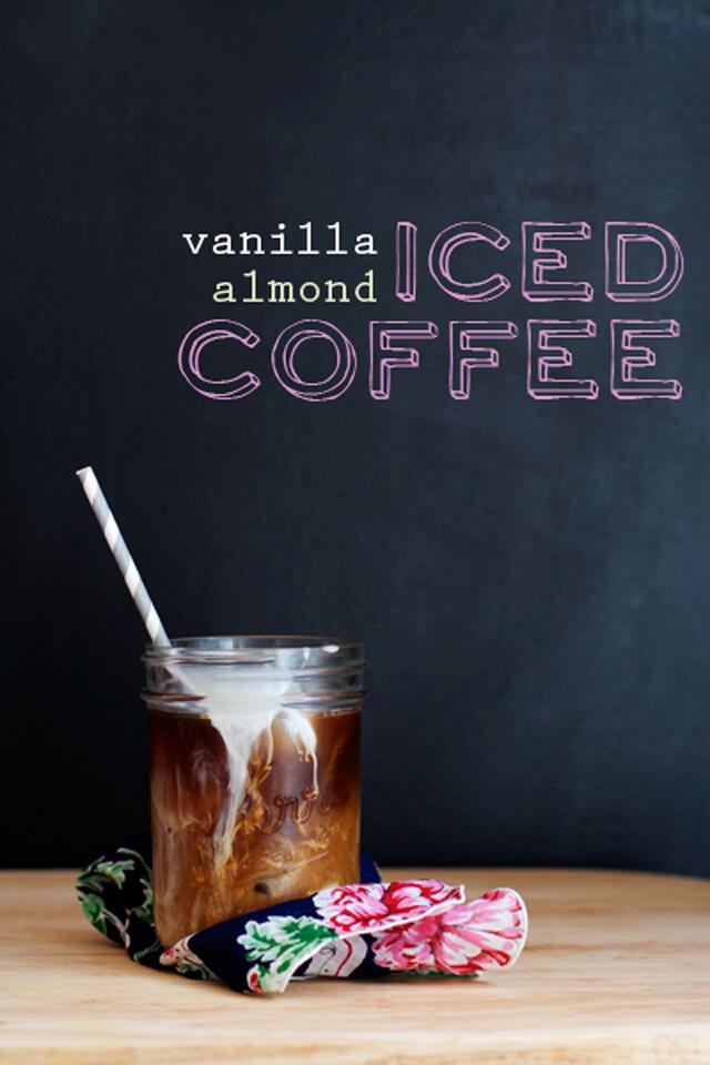 Hungry Girl Por Vida Vanilla Almond Iced Coffee