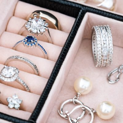 Clean Out Your Jewelry Box