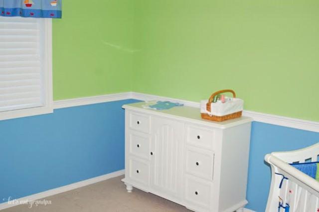 Kelly's Nursery, before