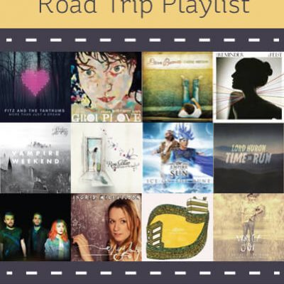 The Perfect Summer Road Trip Playlist