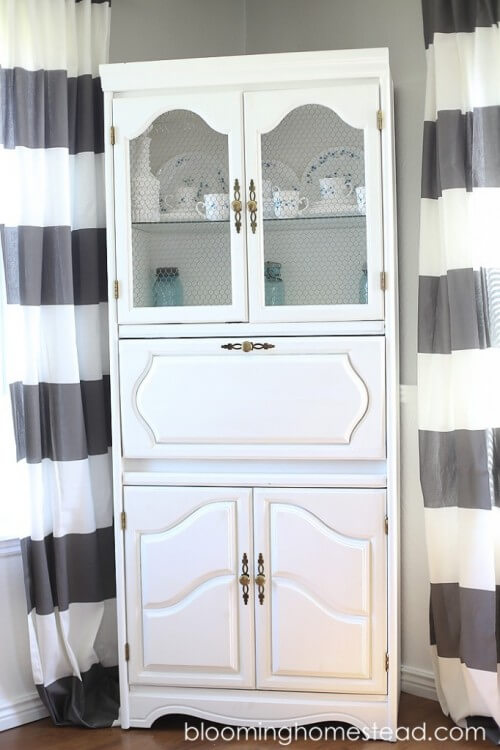 Cabinet-Makeover-with-Chalk-Paint-Blooming-Homestead-500x750