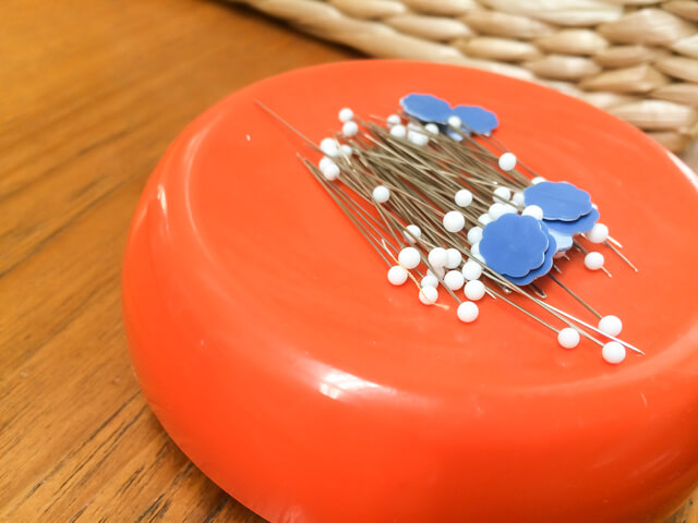 magnetic pin cushion - favorite sewing tools
