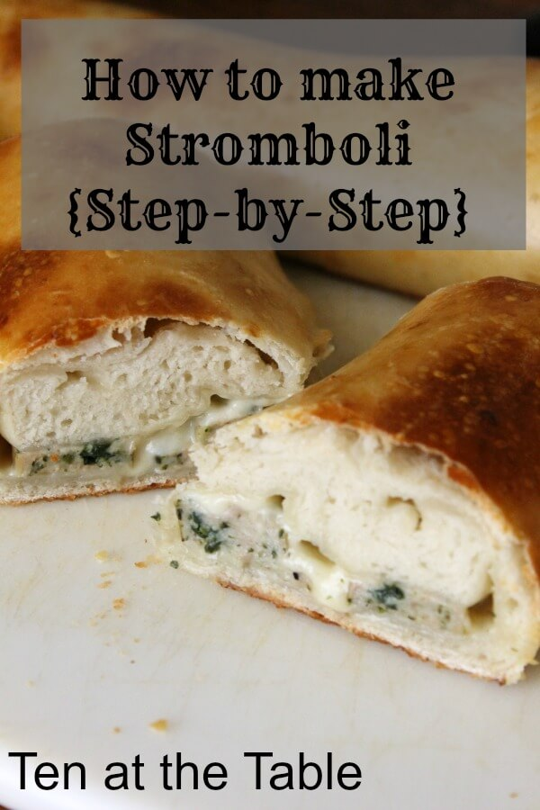 Stromboli by Ten at the Table