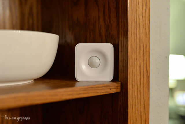The PEQ system helps you keep tabs on everything going on in your home -- even when you're not home!