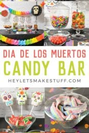 Take sugar skulls to a whole new level! Stop by and see everything you need for a Dia De Los Muertos party!