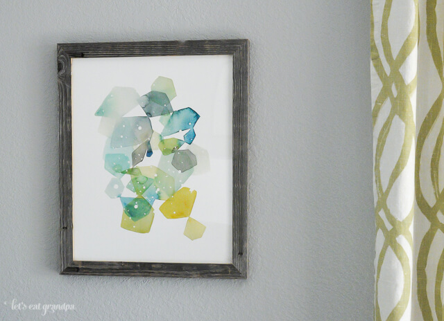 @Minted has so many awesome geometric prints -- all limited edition! Support small artists.