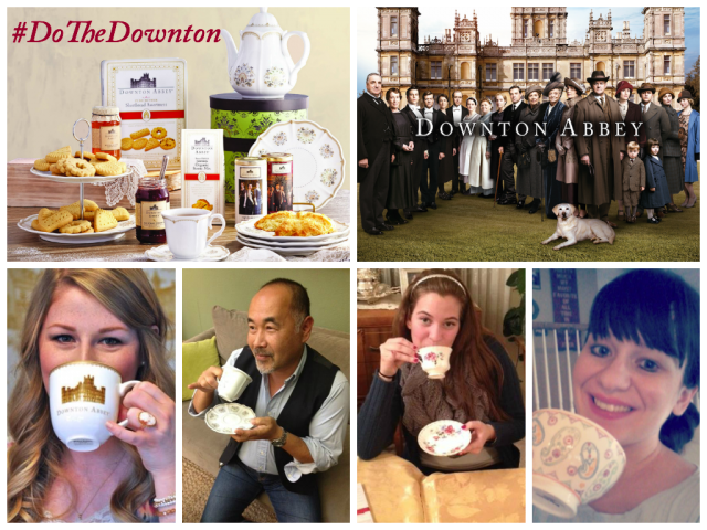 Want to have your own Downton Abbey tea party? Join @worldmarket and #DoTheDownton!