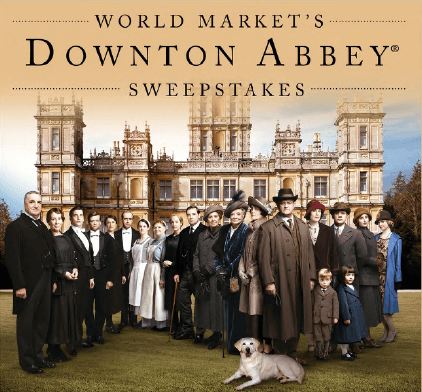 Downton Abbe Sweeps (1)