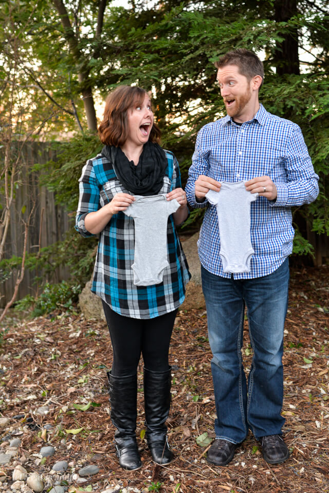 We're expecting TWINS! We could imagine a bigger, better surprise.