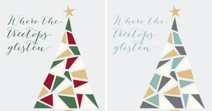 Christmas Tree Printable  Hey Lets Make Stuff