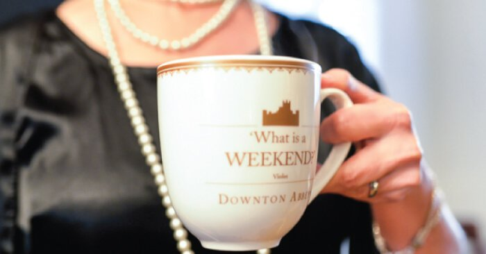 How To Throw A Downton Abbey Tea Party Hey Let S Make Stuff