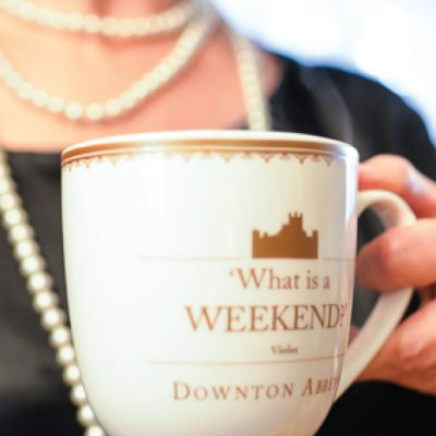 How to Throw a Downton Abbey Tea Party