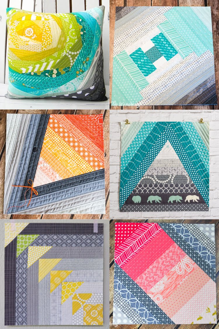 Enjoy the quilt-as-you-go technique? Here are five ways to make your QAYG even better! sewing | quilting | tips